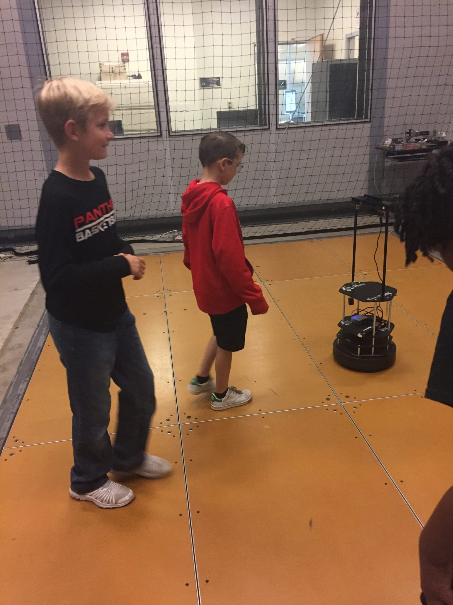 News Multiscale Robotics Automation Lab Inside The Where They Build Robots That Are Smaller Than Pennies Trip Today Was Amazing And Far Exceeded Our Expectations Maze Concluded It Will Be A Not Soon Forgotten By Middle Schoolers You Impacted